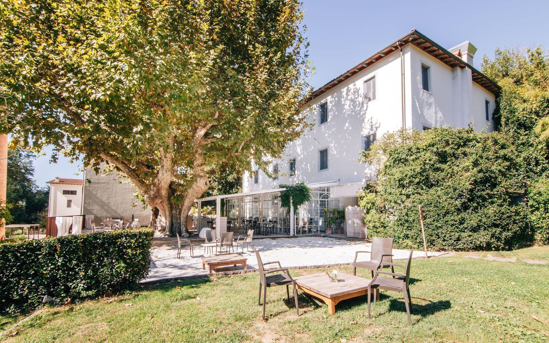 Villa La Bianca bed breakfast camaiore versilia